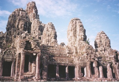Pic of the Bayon