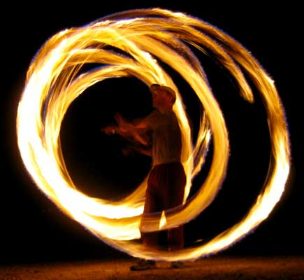 Pic of me twirling fire