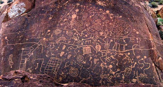 picture of pictographs