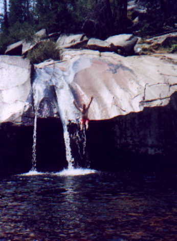 picture of Swimming hole up sinks canyon