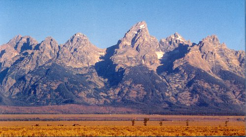 picture of Tetons