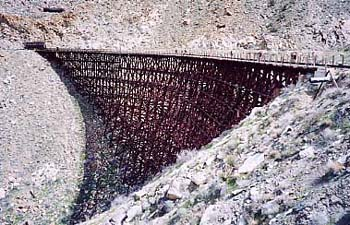 picture of Carrizo trestle